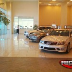 showroom...c63 in the front, 2010 e coupe, 09 glk