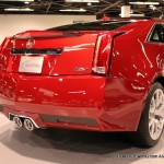 Caddy CTS-V tail lights