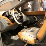 GMC Granite Concept interior