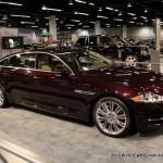 Jaguar XJ exterior