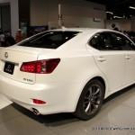Lexus wannabe ISF rear