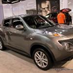 Nissan Juke front
