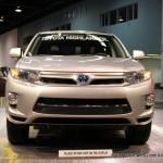 Toyota Lowlander front