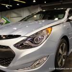 Sonata Hybrid front