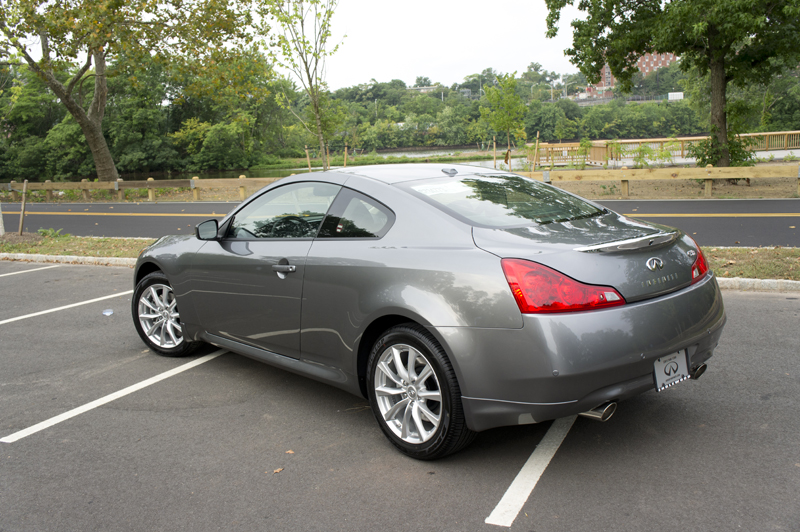 the wall ashe 39 s 2011 infiniti g37x coupe ride with g. Black Bedroom Furniture Sets. Home Design Ideas