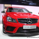Mercedez-Benz C63 Black Edition