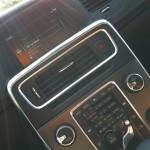 2012 Volvo S60 T5 (console)