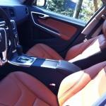 2012 Volvo S60 T5 (interior)