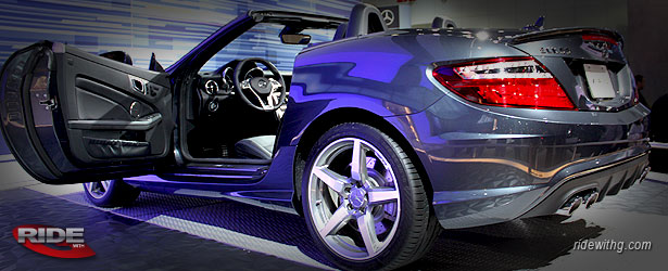 2013 Mercedes Benz Lease Rates U2013 August 2012