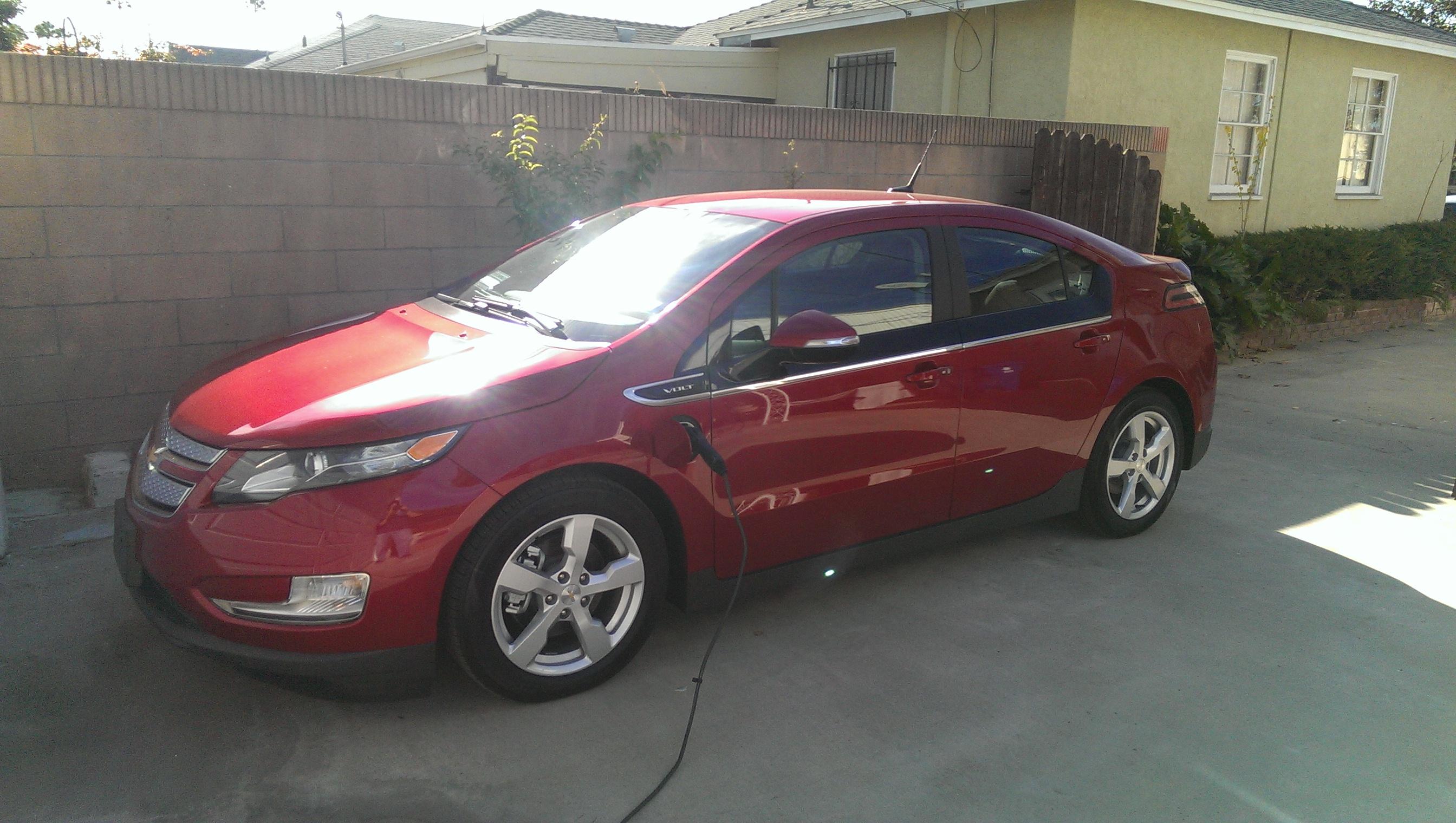 Charging on 120V outlet...12 hrs!!!
